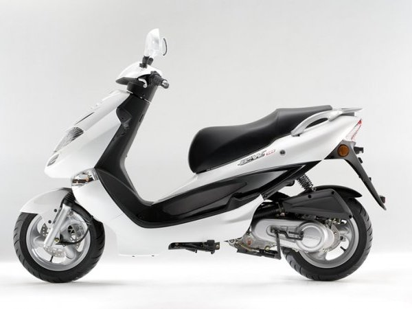 Kymco Bet and Win 125 2005 #2