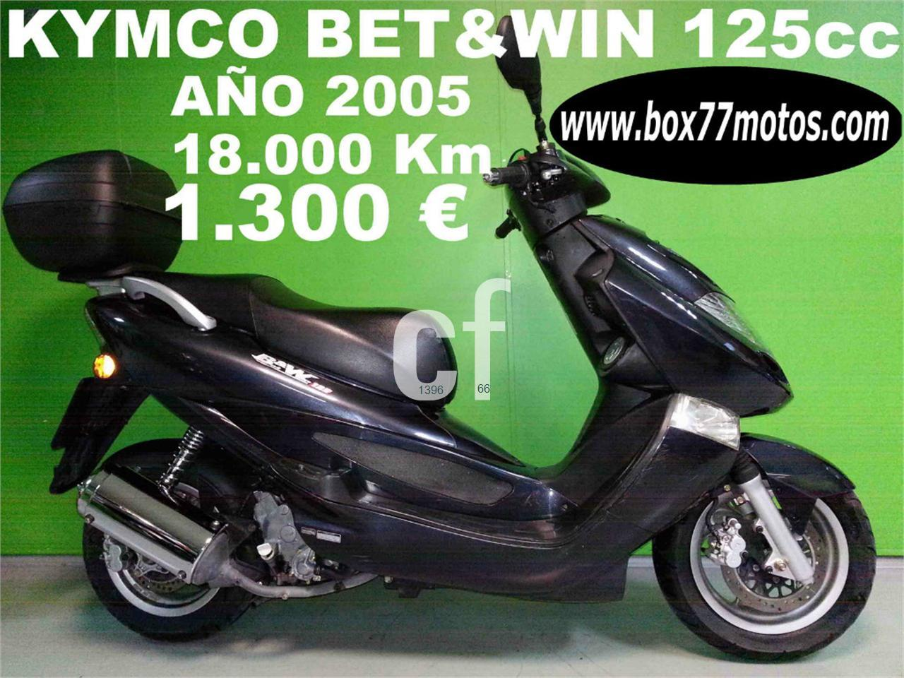 Kymco Bet and Win 125 2005 #4
