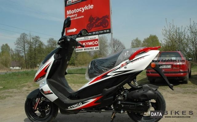 Kymco Bet and Win 125 2005 #9