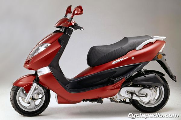 Kymco Bet and Win 125 2007 #2