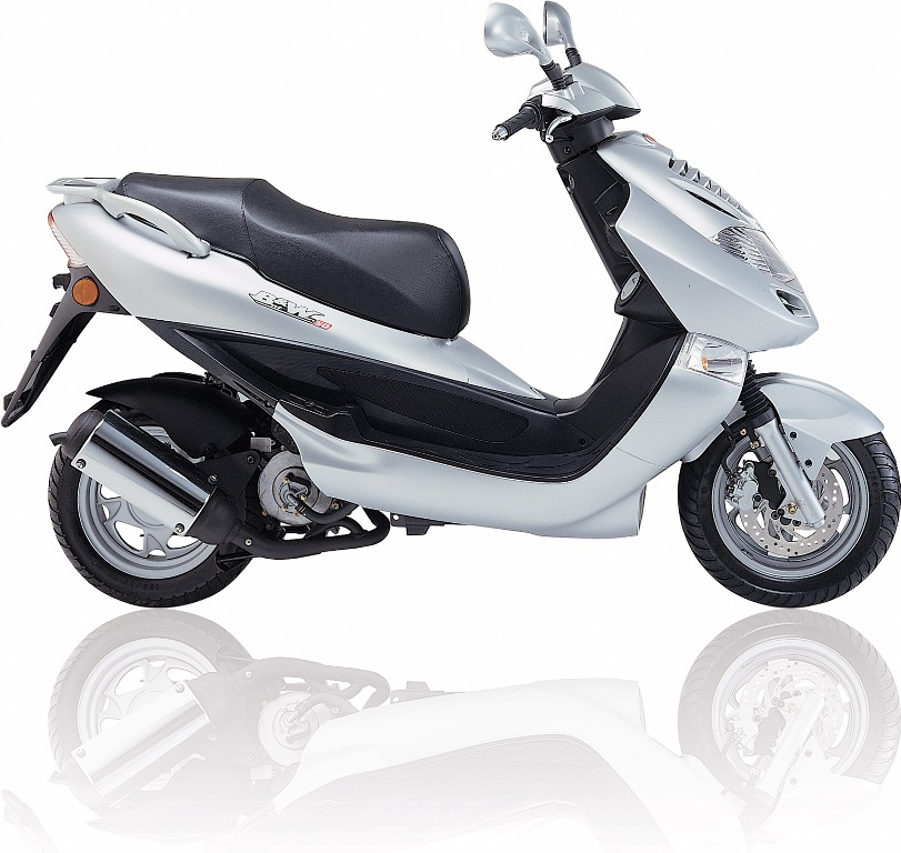 Kymco Bet and Win 125 2007 #5