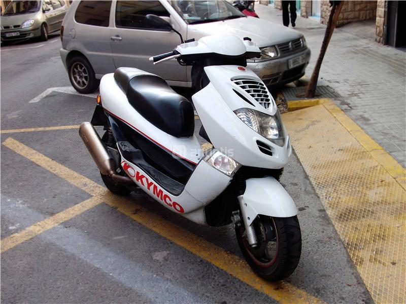 Kymco Bet and Win 125 #3