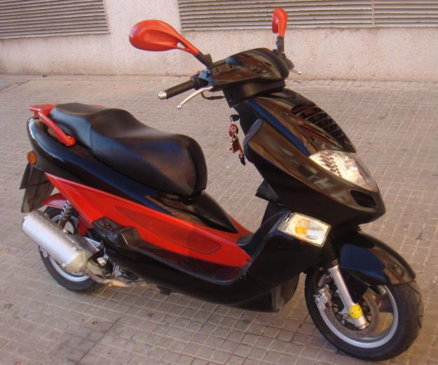 Kymco Bet and Win 125 #8