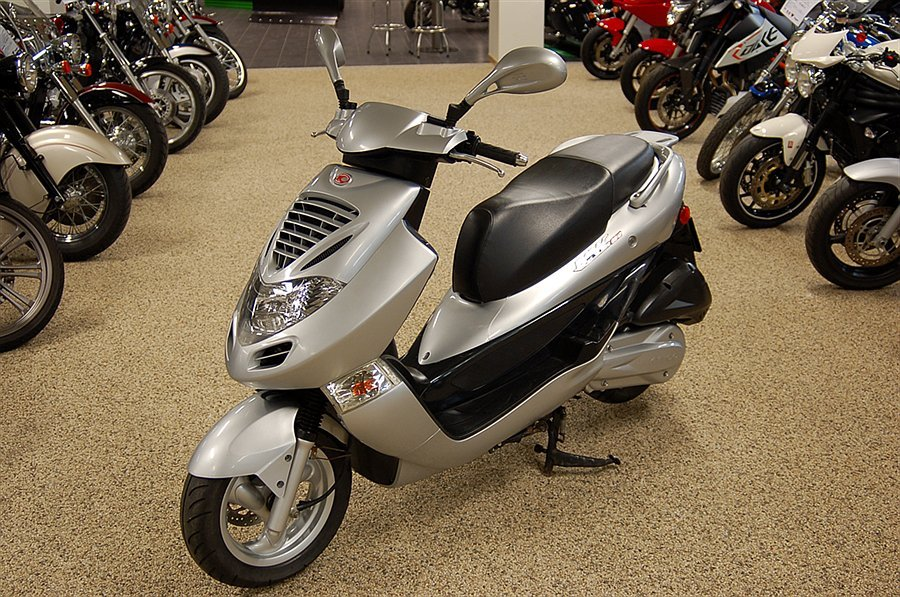 Kymco Bet and Win 150 2005 #2