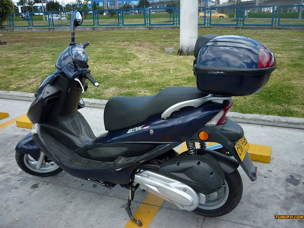 2005 Kymco Bet and Win 150 #3