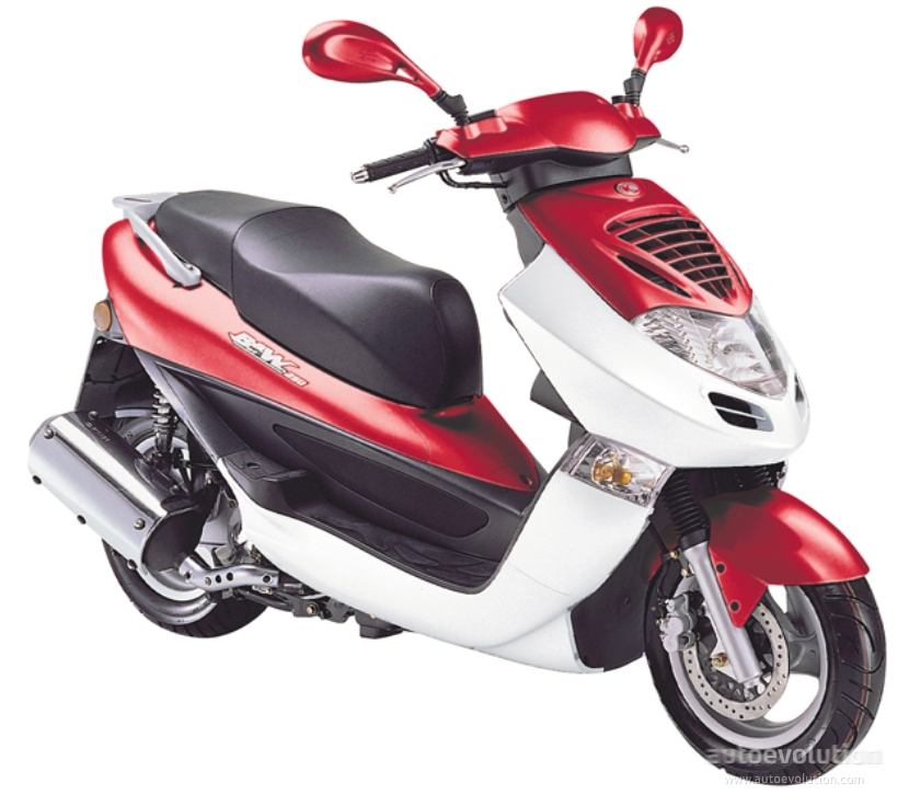 Kymco Bet and Win 2005 #1