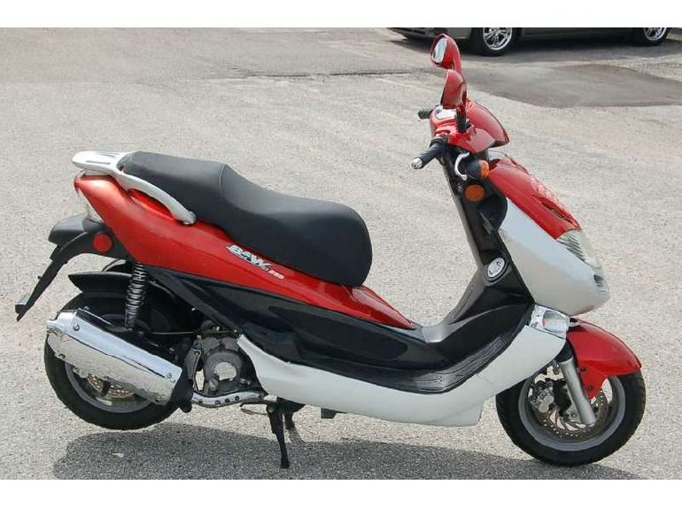 Kymco Bet and Win 2005 #2