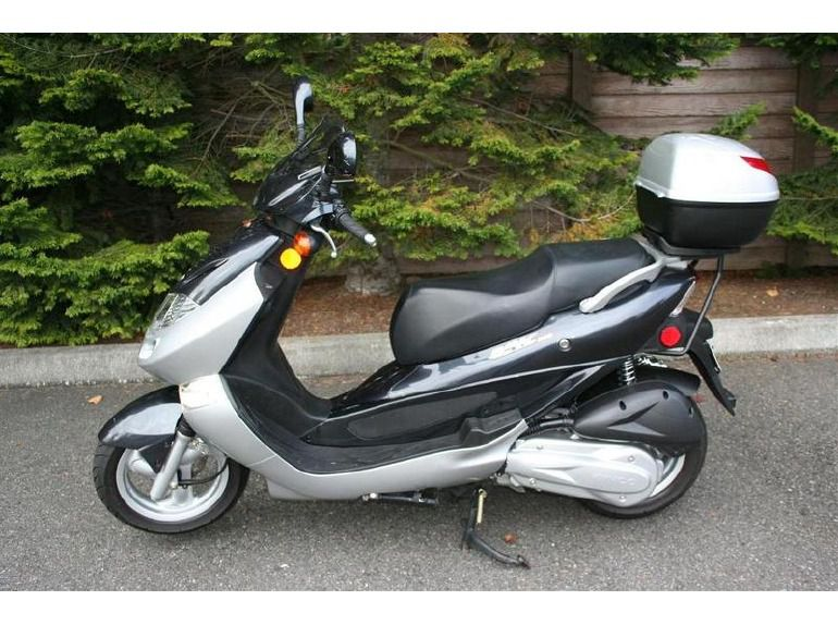 Kymco Bet and Win 250 2005 #6