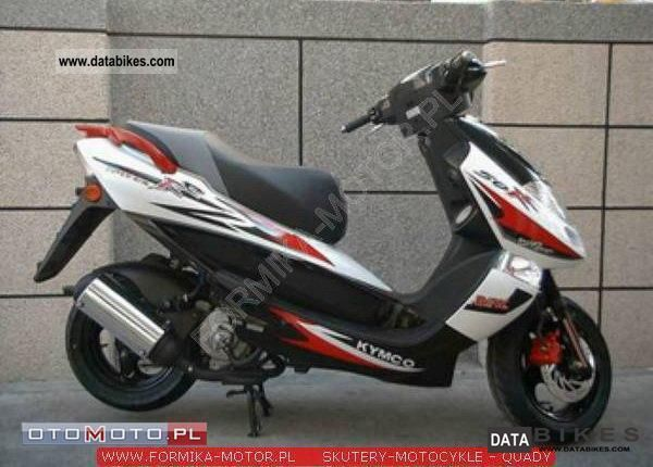 Kymco Bet and Win 50 #9