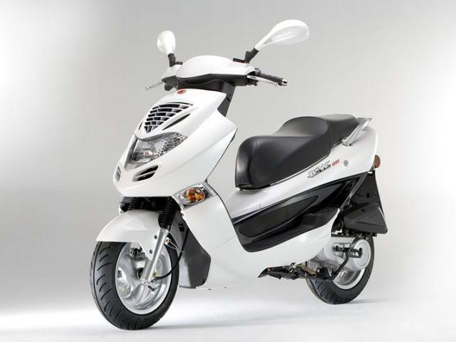 Kymco Bet and Win #8