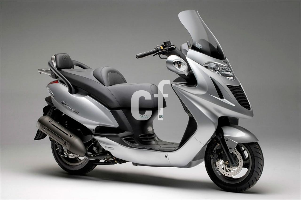 2005 Kymco Dink / Yager 125 #12