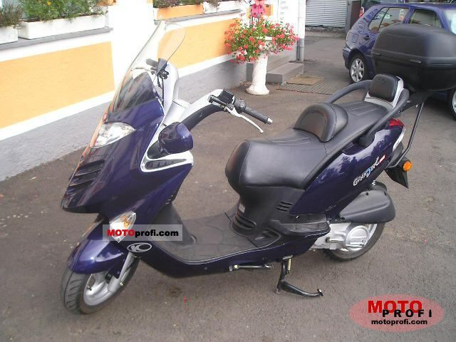 2005 kymco dink yager 125 image 4. Black Bedroom Furniture Sets. Home Design Ideas
