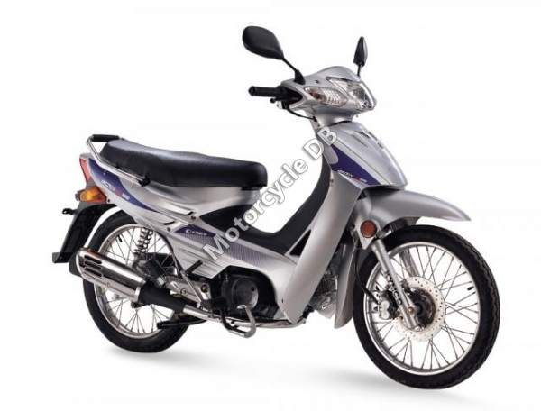 Kymco Dink / Yager 150 2005 #2