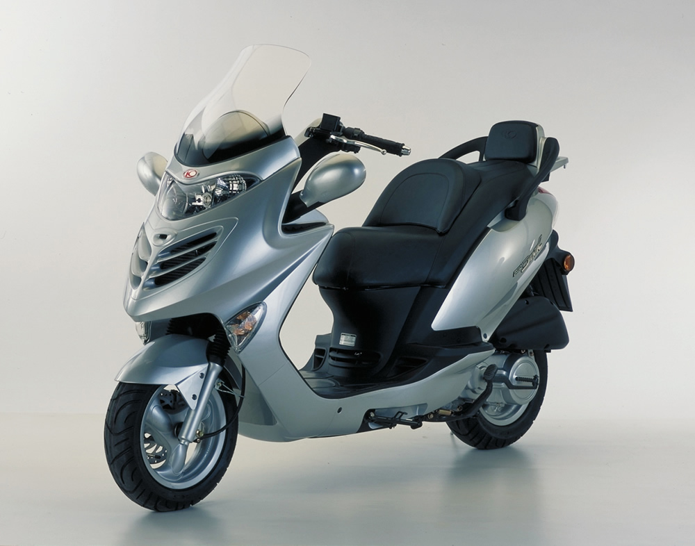 Kymco Dink / Yager 150 2005 #9