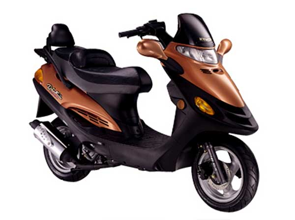 Kymco Dink / Yager 50 A/C 2005 #1