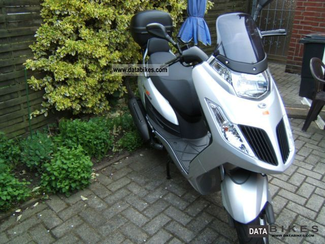 Kymco Dink / Yager 50 A/C 2005 #13