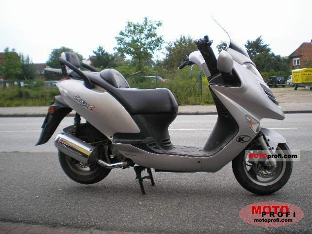 Kymco Dink / Yager 50 A/C 2005 #2