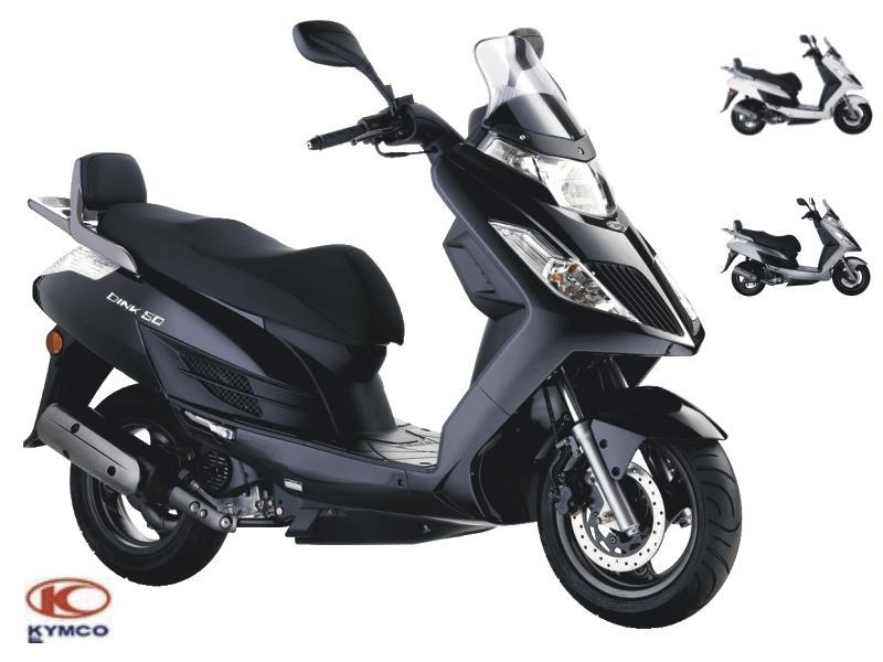 Kymco Dink / Yager 50 A/C 2005 #4