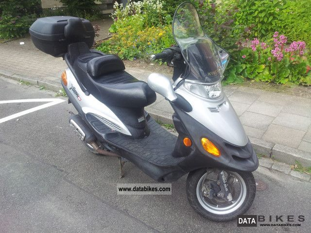 Kymco Dink / Yager 50 A/C 2005 #5
