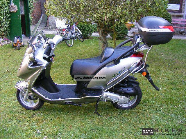 Kymco Dink / Yager 50 A/C 2005 #7