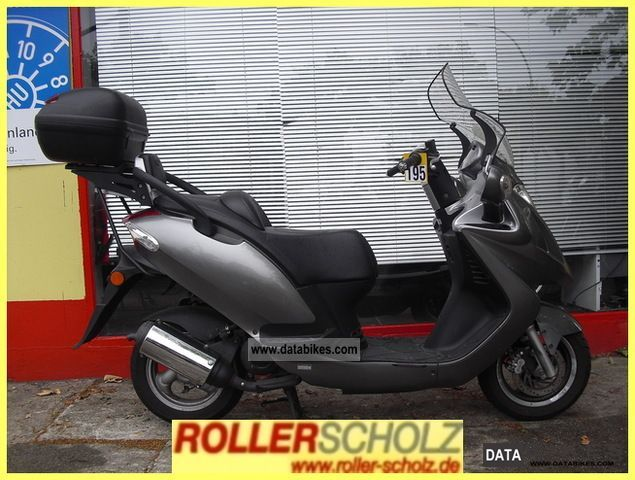 Kymco Dink / Yager 50 A/C 2005 #9