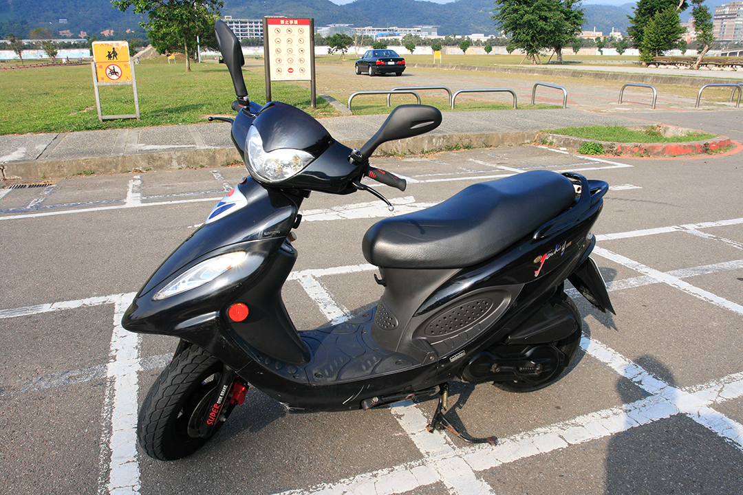 Kymco Dink Yager 50 A/C #4