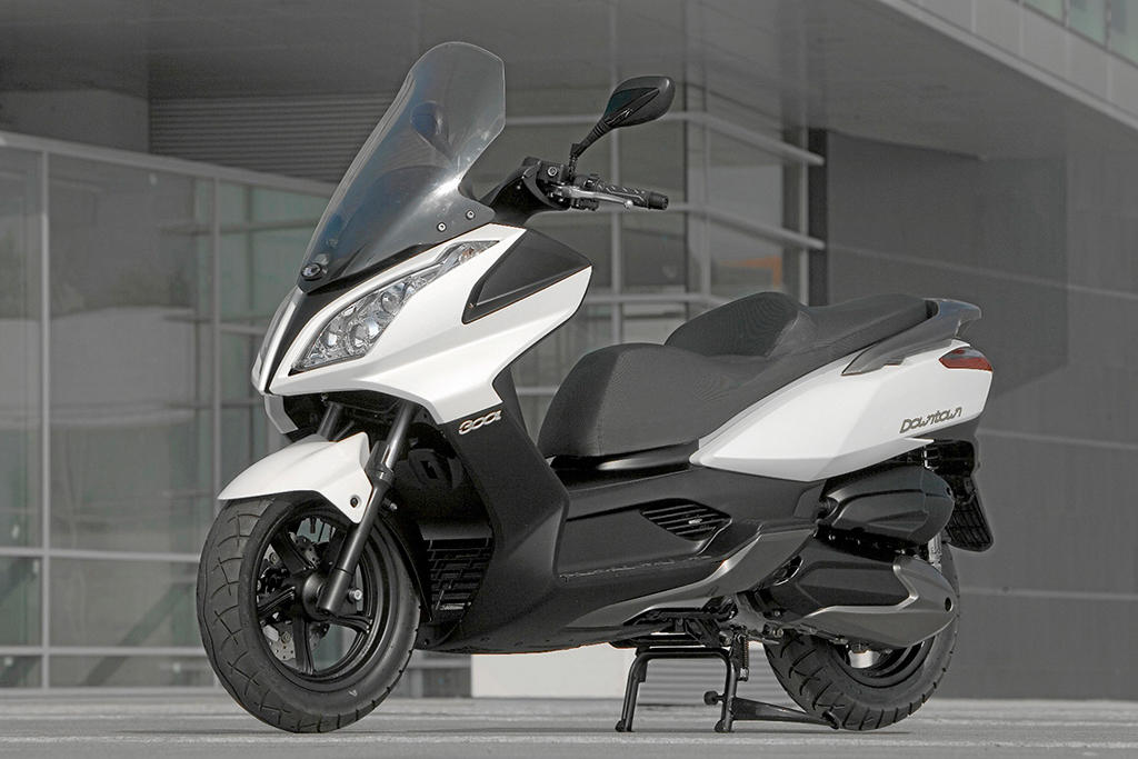 נפלאות Kymco Downtown 125I 2009 – Idea di immagine del motociclo JY-01
