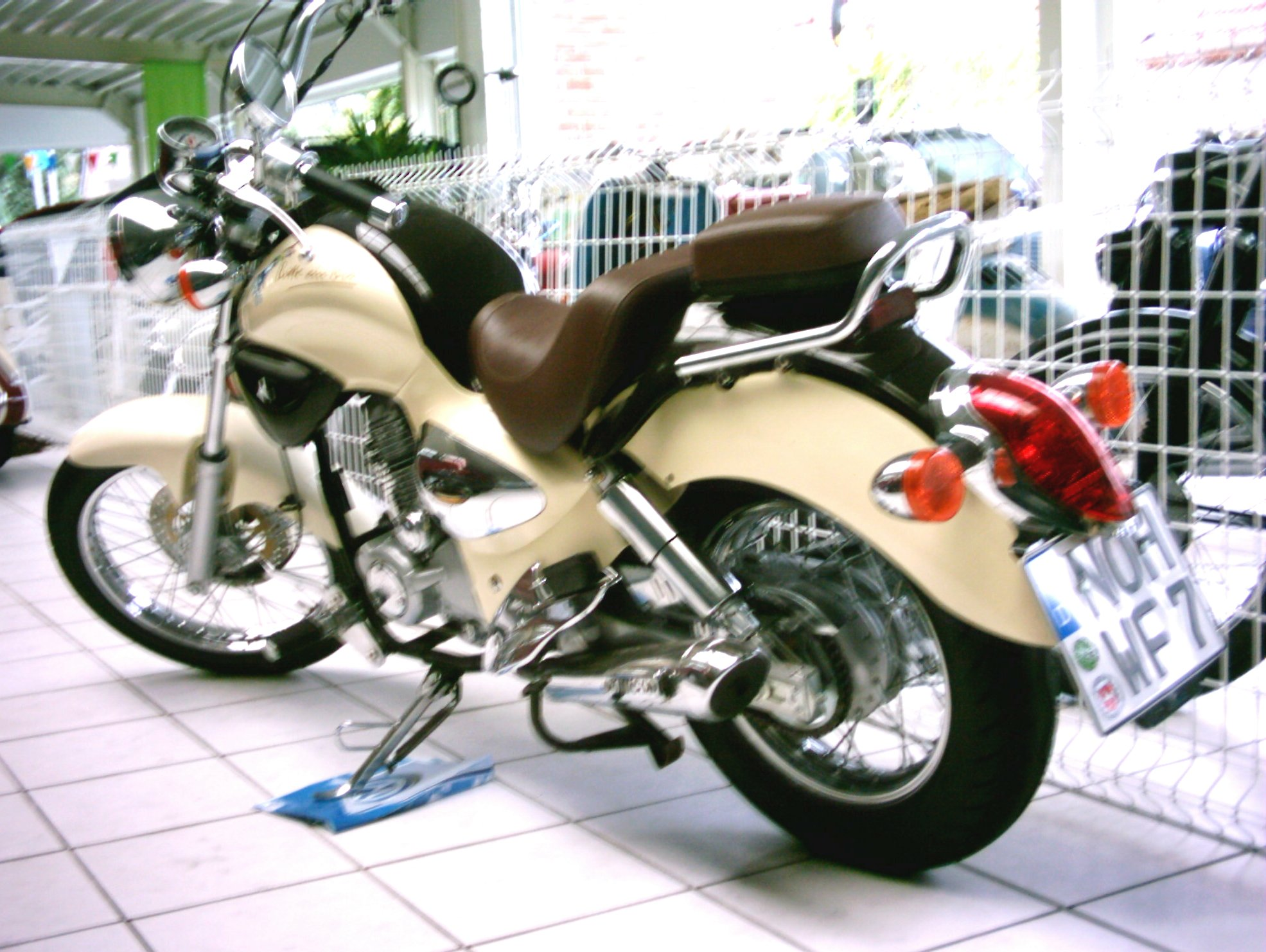 Kymco Hipster 125 #5