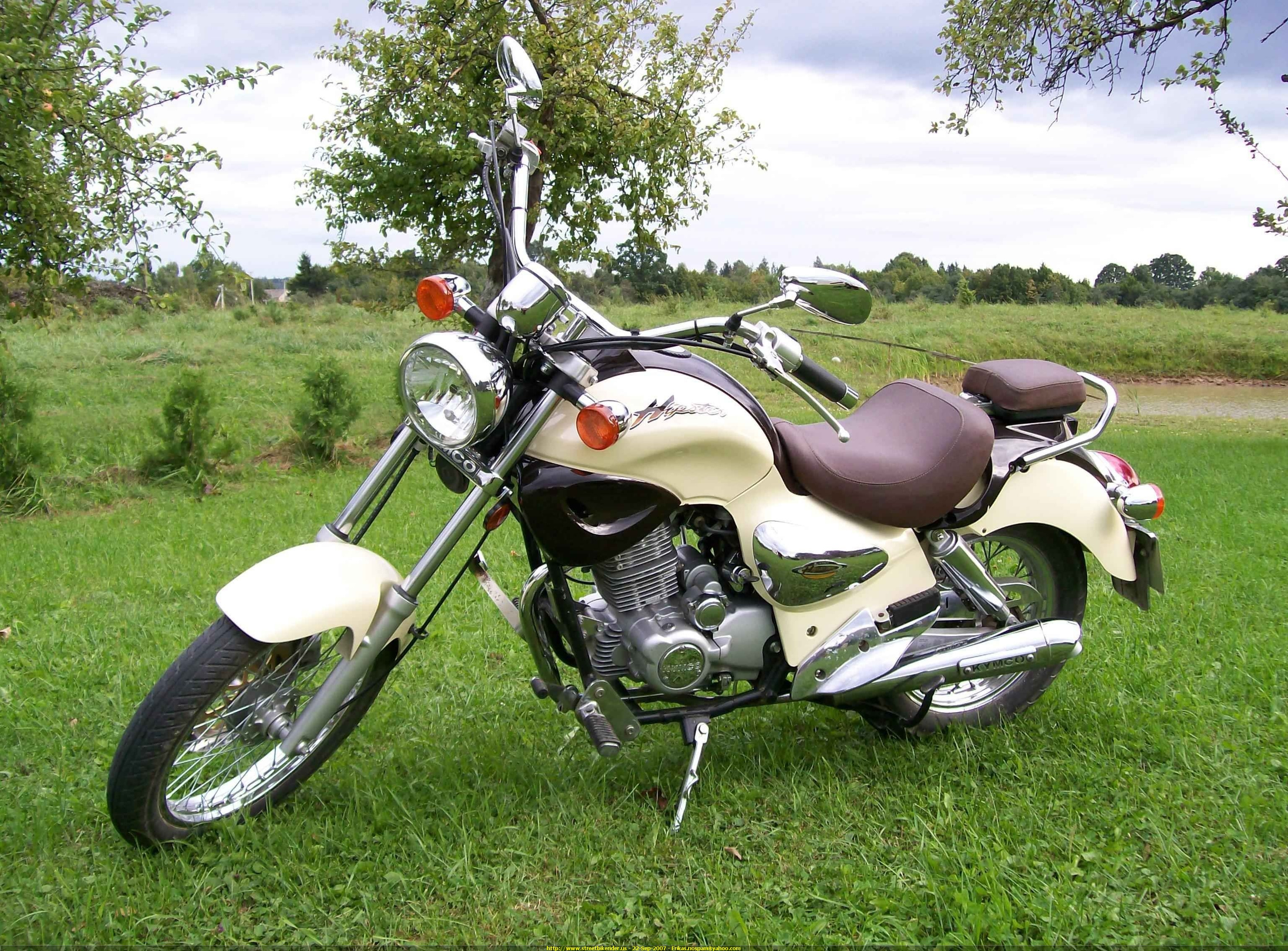 Kymco Hipster 125 #6