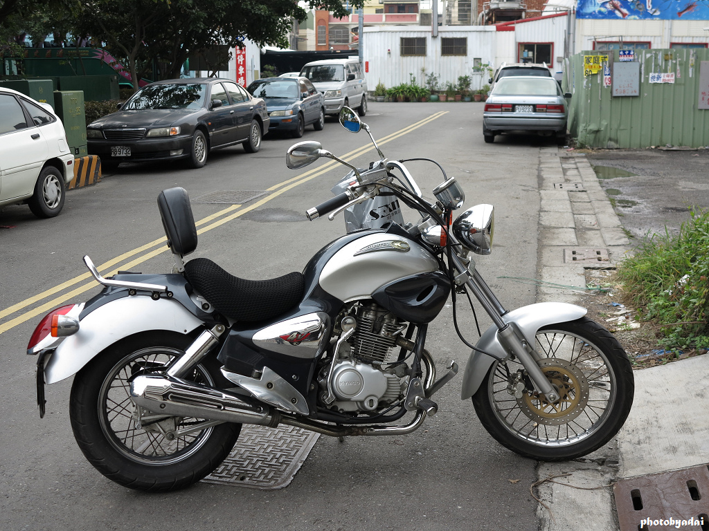 Kymco Hipster 150 2004 #5
