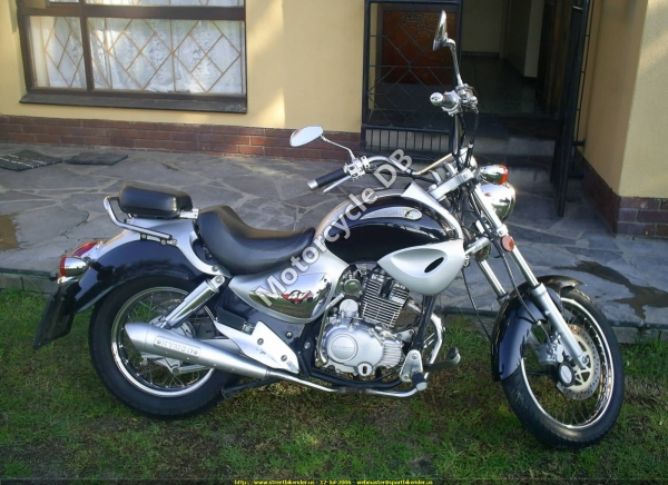 Kymco Hipster 150 2004 #6