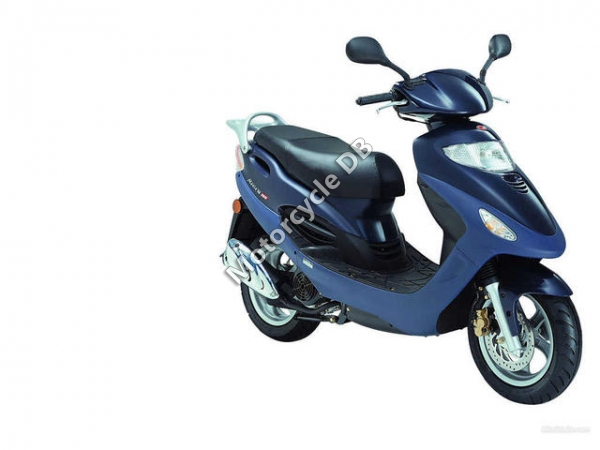 Kymco Hipster 150 2004 #9