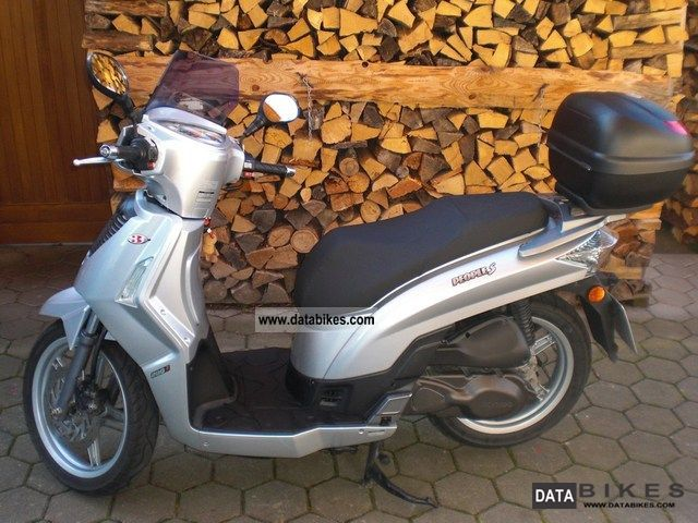 Kymco People S 200 2007 #10