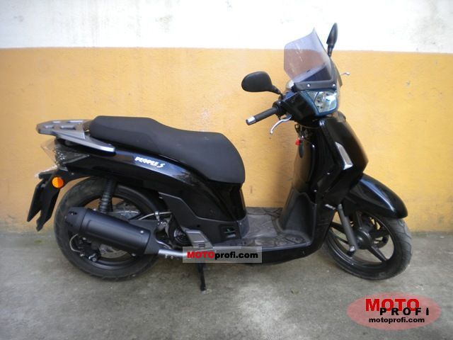 Kymco People S 200 2007 #12