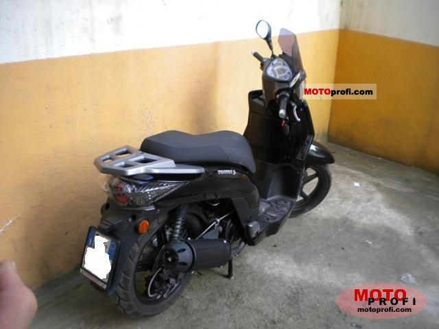 Kymco People S 200 2007 #14