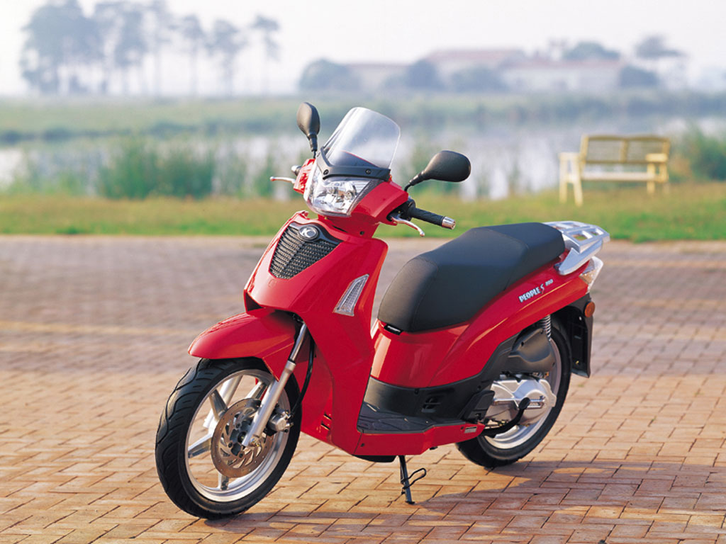Kymco People S 200 2007 #4