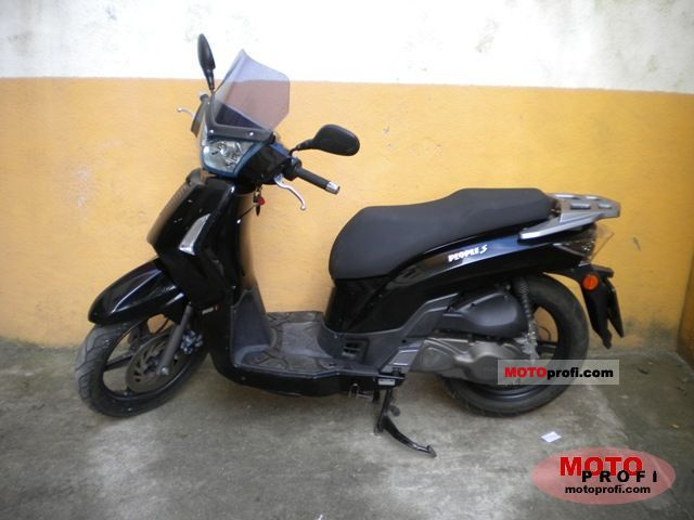 Kymco People S 200 2007 #7