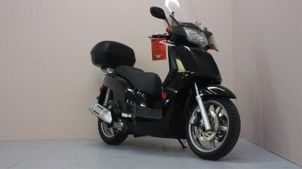 Kymco People S 200 2010 #11
