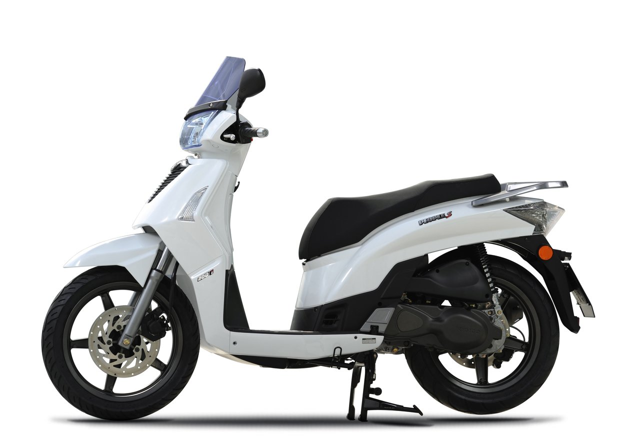 Kymco People S 200 2010 #9