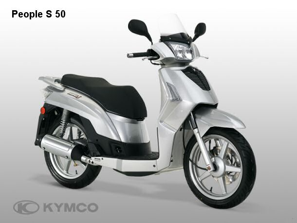 Kymco People S 50 4T #1