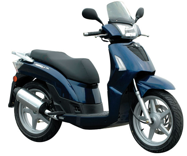 Kymco People S 50 4T #2