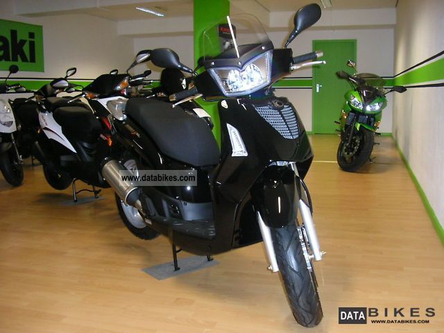 Kymco People S 50 4T 2006 #10