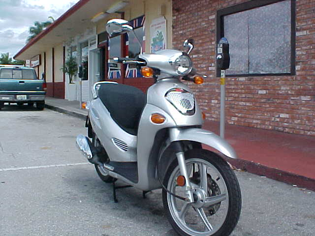 Kymco People S 50 4T 2006 #12