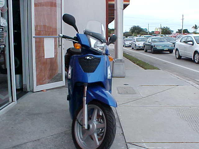 Kymco People S 50 4T 2006 #13