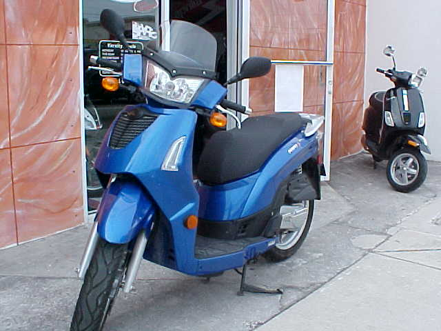 Kymco People S 50 4T 2006 #2