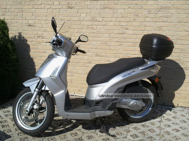 Kymco People S 50 4T 2006 #4