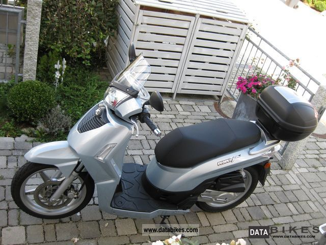 Kymco People S 50 4T 2006 #7