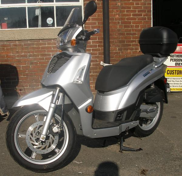 Kymco People S 50 4T #4