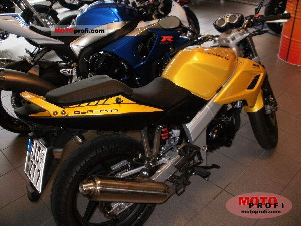 Kymco Quannon Naked 125 2010 #1