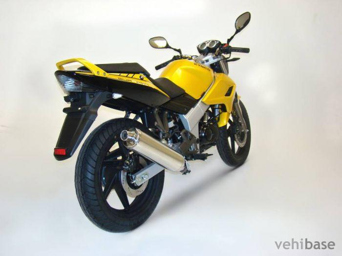 Kymco Quannon Naked 125 2010 #3